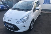 Ford Ka EDGE/ £30 ROAD TAX/5 SERVICES/2 OWNERS