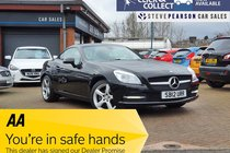 Mercedes SLK SLK200 BLUEEFFICIENCY
