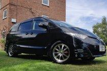 Toyota Estima 2.4L PETROL AUTO 7 SEATER AERAS 5 DR