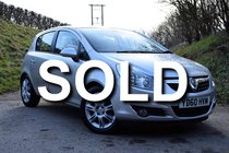 Vauxhall Corsa SE 1.4 100PS Auto **SOLD**