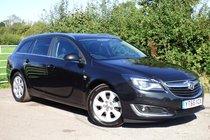 Vauxhall Insignia SRI NAV CDTI ECOFLEX S/S [SAT NAV + FRONT/REAR PARK SENSORS]