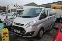 Ford Tourneo 300 ZETEC TDCI -One Owner - Full Service History - Perfect as a Taxi?? Drives as it should.