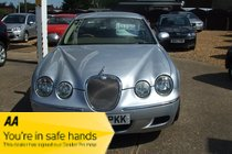 Jaguar S-Type D SE