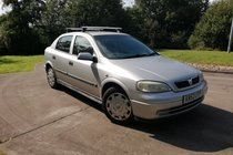 Vauxhall Astra LS 16V - A NICE MILEAGE EXAMPLE - MOT JULY 2020