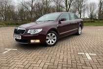 Skoda Superb ELEGANCE GREENLINE II TDI CR