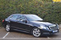 Mercedes E Class E220 CDI BLUEEFFICIENCY EXECUTIVE SE