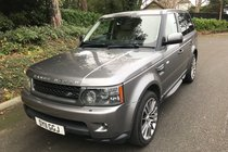 Land Rover Range Rover Sport 3.0 TDV6 HSE AUTO 4WD
