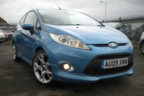 Ford Fiesta Zetec S 1.6, 1 LADY OWNER