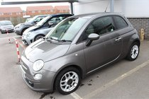 Fiat 500 S - Fantastic Fiat 500 in Imaculate Condition - Full Service History - Stunning Drive - A Joy To Drive - £30 Tax - Hurry