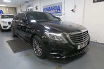 Mercedes S Class S350 BLUETEC L AMG LINE EXECUTIVE