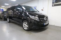 Mercedes V Class V220 BLUETEC SE