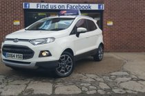 Ford Eco TITANIUM X-PACK TDCI - BUY NO DEPOSIT FROM £48 A WEEK T&C APPLY