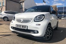 Smart ForFour PRIME PREMIUM PLUS