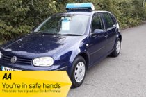 Volkswagen Golf 1.6 S