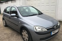 Vauxhall Corsa 1.4 i 16v Elegance 5dr GOOD CONDITION , P/X TO CLEAR