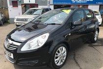 Vauxhall Corsa EXCLUSIV AC