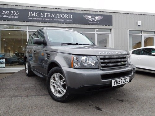 Land Rover Range Rover Sport 2.7 TDV6 S LOW RATE FINANCE AT 6.9% APR Representative