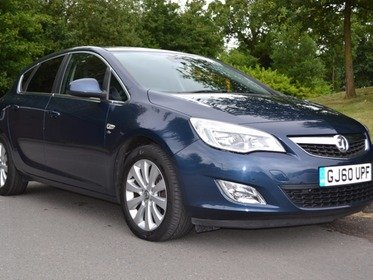 Vauxhall Astra 2.0CDTI 16V ELITE 160PS