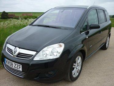 Vauxhall Zafira Elite 1.9CDTi (120PS)