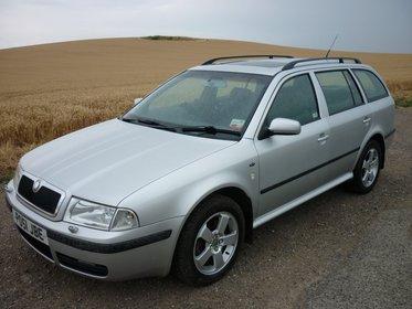 Skoda Octavia Elegance 4X4 1.8 Turbo