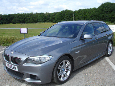 BMW 5 SERIES 2.0 525d M SPORT TOURING