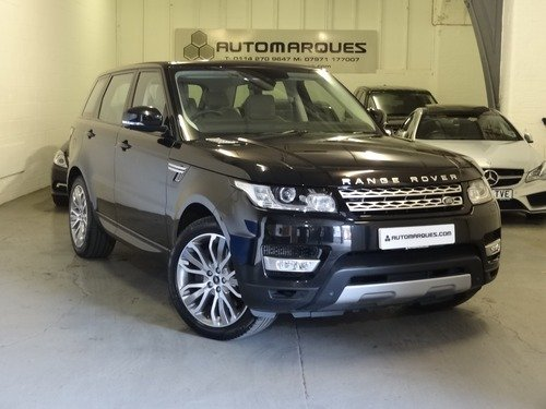 Land Rover Range Rover Sport 3.0 SDV6 HSE AUTO 4WD