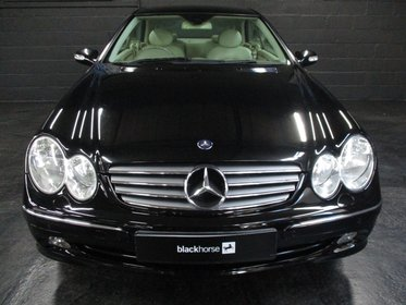 Mercedes CLK CLK 200 KOMPRESSOR ELEGANCE / 7 Day Sale Now On Ends Sunday !
