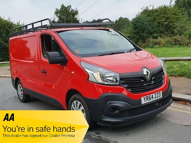 Renault Trafic SL27 BUSINESS ENERGY DCI S/R P/V
