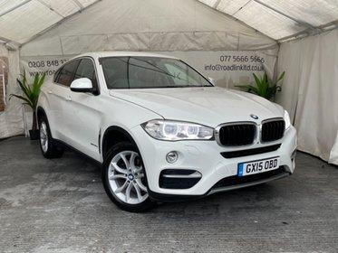 BMW X6 XDRIVE30d SE