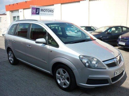 Vauxhall Zafira 1.9CDTI  CLUB 120PS