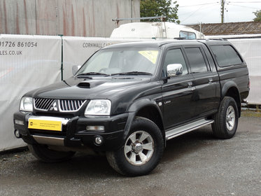 Mitsubishi L200 2.5TD WARRIOR CLOTH