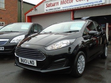 Ford Fiesta 1.6 TDCI STYLE ECONECTIC
