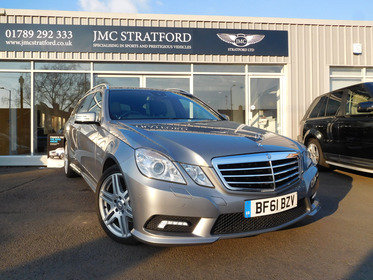 Mercedes E Class 2.1 E250 CDI BlueEFFICIENCY Sport 125 Edition - Quick And Easy Finance 6.9% APR Representative