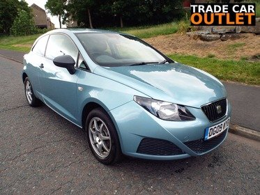 SEAT Ibiza SC 1.2 12V S 70PS+NEW MOT+