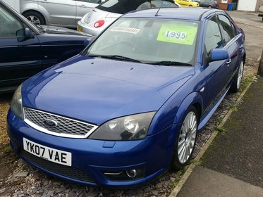 Ford Mondeo 2.2 TDCi 155 PS ST SIV