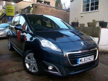 Peugeot 5008 1.6 HDI FAP 115 ACTIVE