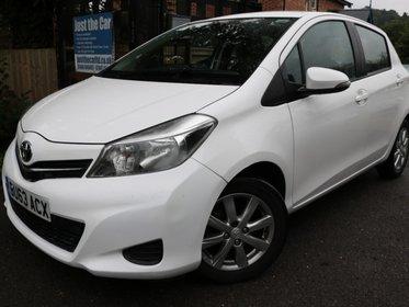 Toyota Yaris 1.3 VVT-I TR