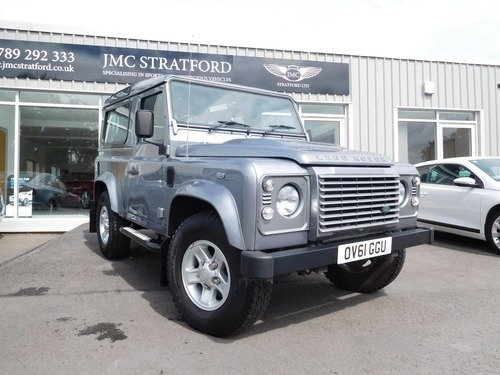 Land Rover Defender TDCi XS Station Wagon [2.2] LOW RATE FINANCE AT 6.9% APR Representative