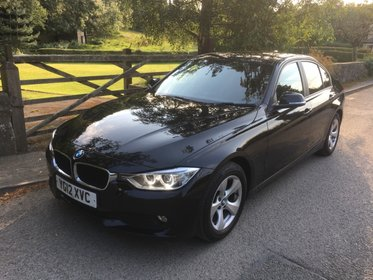 BMW 3 SERIES 320d EFFICIENTDYNAMICS