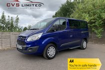 Ford Tourneo Custom 2.0 TDCi 310 Zetec Bus L1 5dr (WAV Conversion)