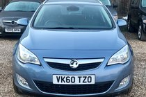Vauxhall Astra SE CDTI ECOFLEX