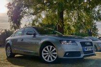 Audi A4 TFSI SE