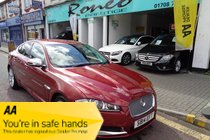 Jaguar XF D PREMIUM LUXURY 2.2 AUTO STUNNING CONDITION
