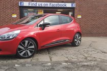 Renault Clio DYNAMIQUE S MEDIANAV ENERGY DCI S/S BUY NIL DEPOSIT & ONLY £32 a WEEK T&C APPLY