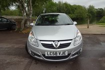 Vauxhall Corsa Design 1.4i 16v (a/c)