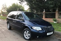 Chrysler Voyager CRD GRAND EXECUTIVE XS STOW & GO