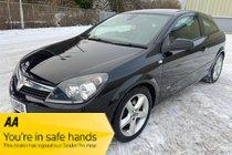 Vauxhall Astra 1.6 SRI TURBO 180 3Dr