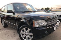 Land Rover Range Rover 3.6 TD V8 VOGUE SE 5dr *SUNROOF*DVD*HARMAN KARDON*
