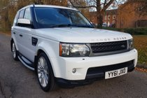 Land Rover Range Rover Sport TDV6 HSE - IMMACULATE THROUGHOUT - 79,000 MILES