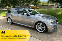 BMW 3 SERIES 318i M SPORT BUSINESS EDITION TOURING
